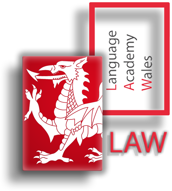 English Language Academy Wales logo