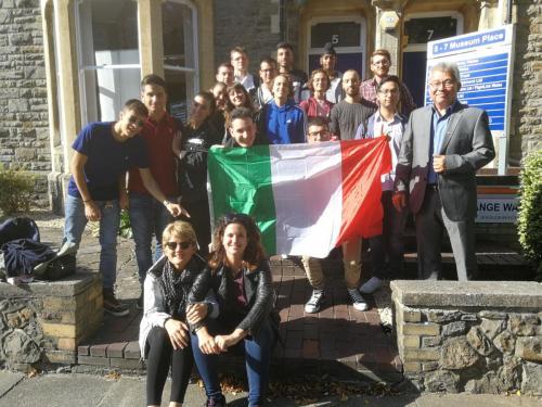 PON (Italy) Schools Erasmus+ Internship 2018 program